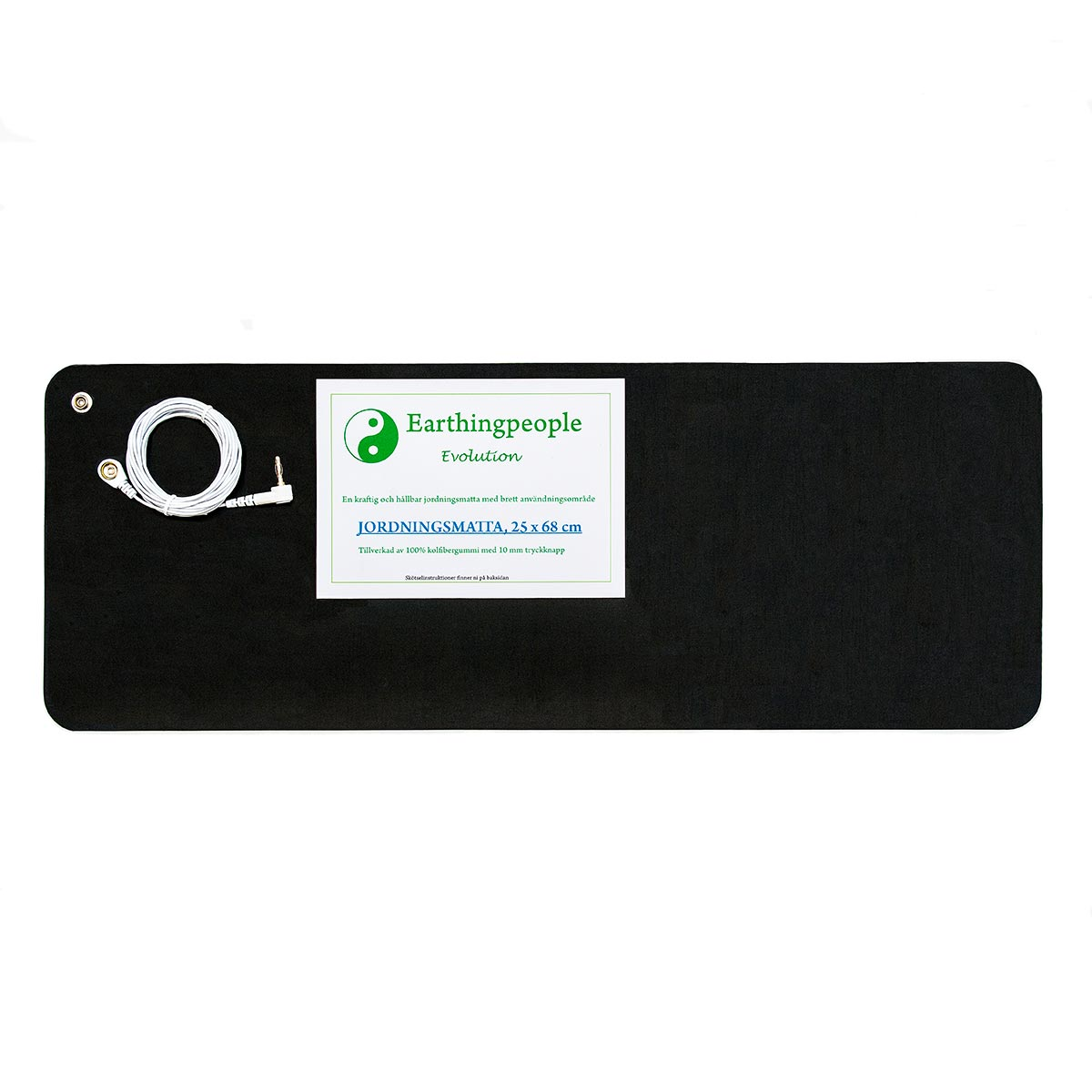 Evolution earthing mat
