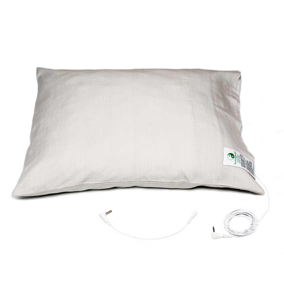 Evolution earthing pillow case