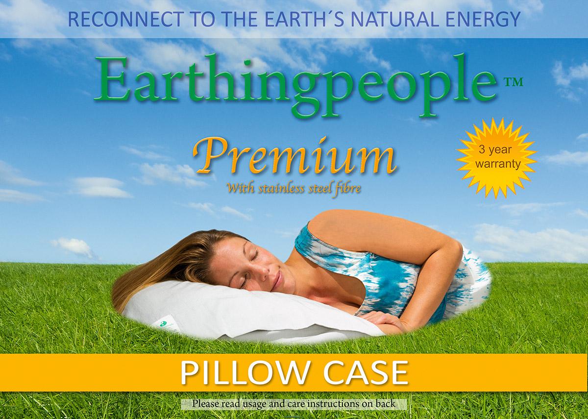 Premium pillow case