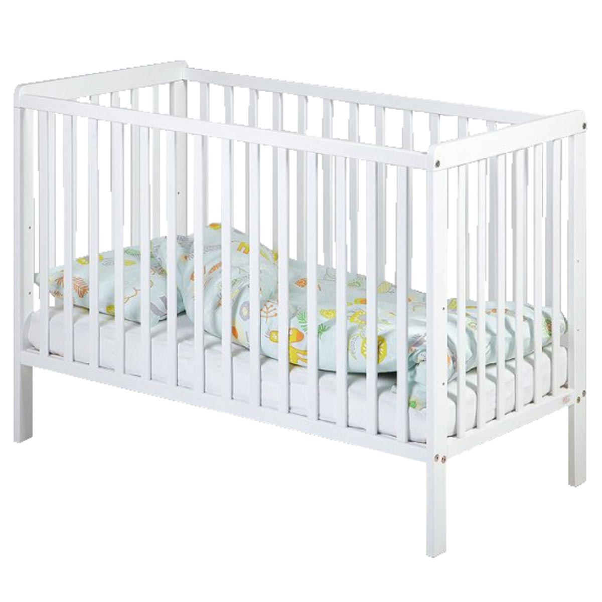Evolution baby cot earthing sheet